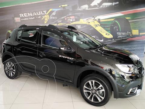 Renault Stepway Intens Aut  nuevo color Negro Nacarado precio $321,400