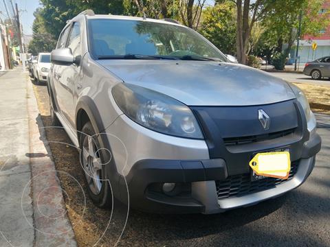 Renault Stepway Dynamique usado (2013) color Gris precio $90,000