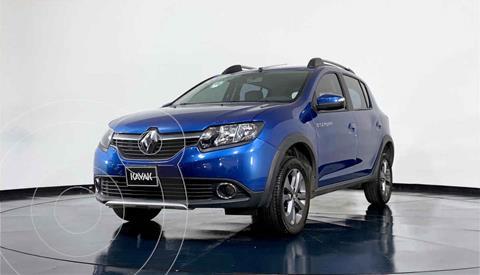 Renault Stepway Intens usado (2019) color Azul precio $199,999