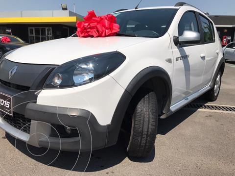 Renault Stepway Dynamique usado (2015) color Blanco precio $135,000