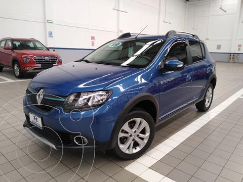 Renault Stepway Zen usado (2019) color Azul precio $210,000