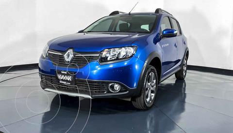 Renault Stepway Intens usado (2019) color Azul precio $219,999