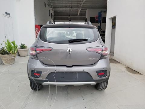 Renault Stepway Intens usado (2020) color Plata Dorado precio $259,000
