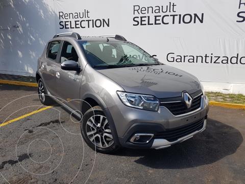 Renault Stepway Intens usado (2020) color Gris Cassiopee precio $250,000