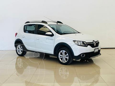 Renault Stepway Intens usado (2018) color Blanco precio $180,000