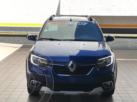 Renault Stepway Intens Aut usado (2020) color Azul precio $290,000