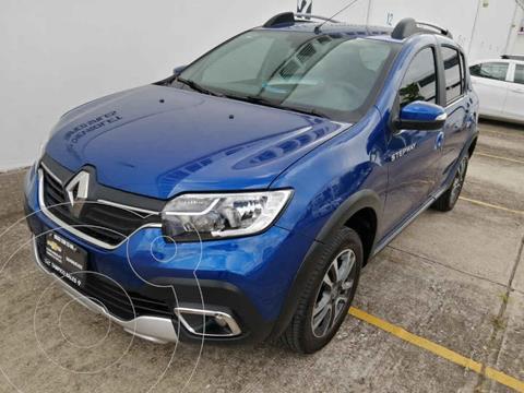Renault Stepway Intens Aut usado (2020) color Azul precio $255,000
