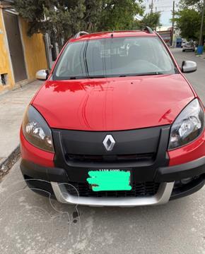 Renault Stepway Dynamique usado (2014) color Rojo Fuego precio $105,000