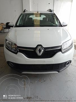 Renault Stepway Intens usado (2018) color Blanco precio $190,000
