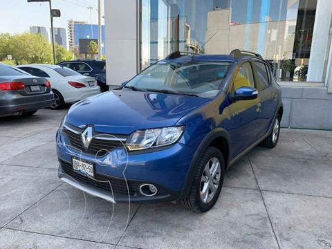 Renault Stepway Zen usado (2018) color Azul precio $187,000