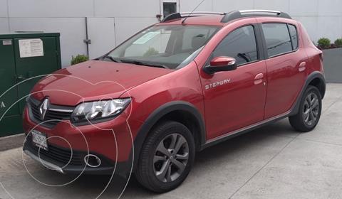 Renault Stepway Intens usado (2019) color Rojo precio $198,000