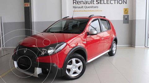 Renault Stepway Dynamique usado (2015) color Rojo precio $165,000