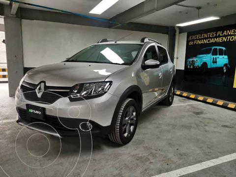 Renault Stepway Intens usado (2018) color Plata precio $199,000