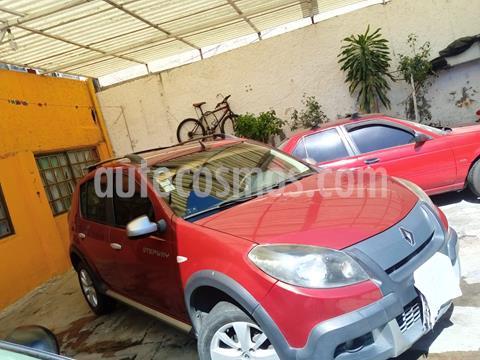 Renault Stepway Dynamique usado (2012) color Rojo Fuego precio $89,000