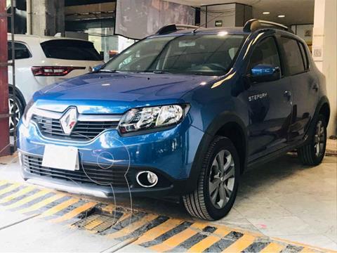 Renault Stepway Intens usado (2019) color Azul precio $189,000