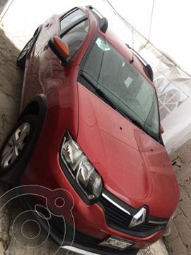 Renault Stepway Zen usado (2018) color Rojo Fuego precio $141,000