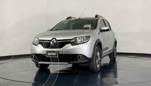 Renault Stepway Intens usado (2018) color Gris precio $205,999