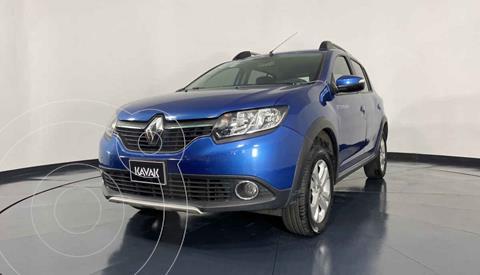 Renault Stepway Intens usado (2018) color Azul precio $194,999