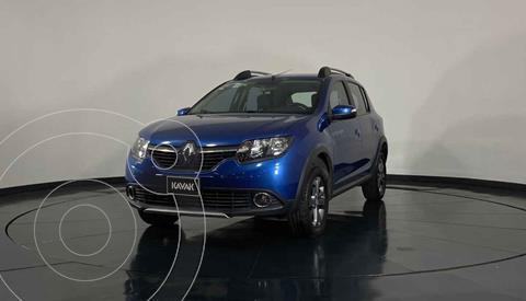 Renault Stepway Intens usado (2019) color Azul precio $207,999