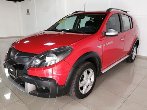 Renault Stepway Dynamique usado (2014) color Rojo precio $120,000