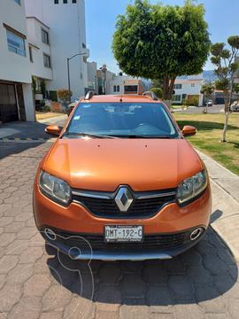 Renault Stepway Intens usado (2018) color Naranja precio $163,000