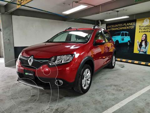 Renault Stepway Zen usado (2018) color Rojo precio $185,000
