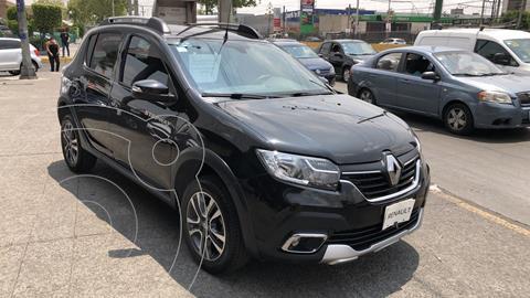 Renault Stepway Intens Aut usado (2020) color Negro Nacarado precio $265,000