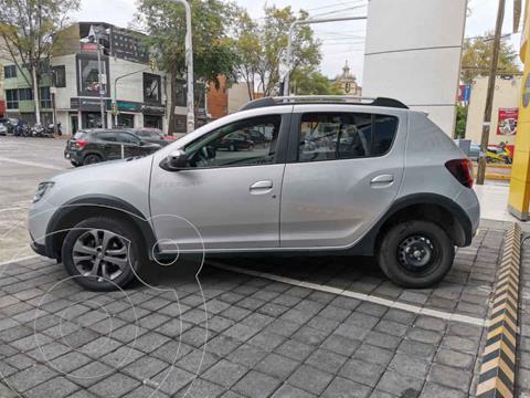 Renault Stepway Intens usado (2018) color Plata precio $179,000