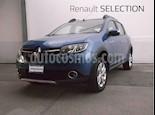 Foto venta Auto usado Renault Stepway Zen (2018) color Azul precio $206,000