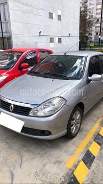 Renault Symbol Avancee 1.6L Luxe usado (2011) color Gris Estrella precio $16.000.000