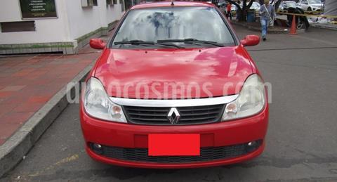 Renault Symbol Avancee 1.6L Luxe usado (2012) color Rojo precio $15.000.000