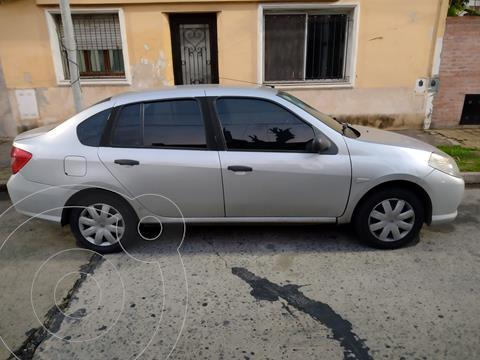 Renault Symbol 1.6 Confort usado (2009) color Gris precio $460.000