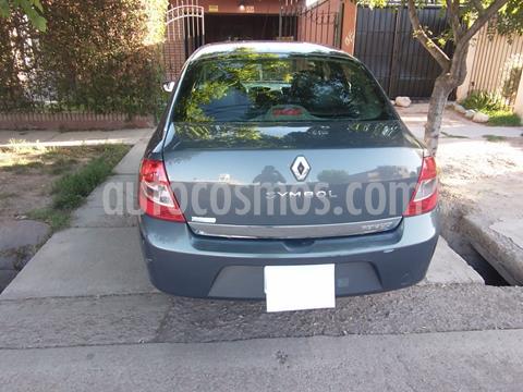Renault Symbol 1.6 Confort usado (2009) color Azul Crepusculo precio $450.000