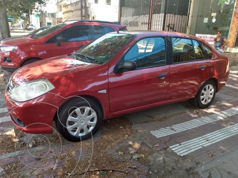 Renault Symbol 1.6 Pack usado (2011) color Rojo precio $580.000