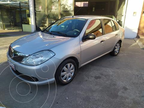 Renault Symbol 1.6 Confort usado (2012) color Plata precio $549.000