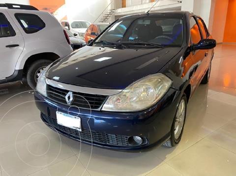 Renault Symbol 1.6 Connection II usado (2012) color Azul precio $730.000