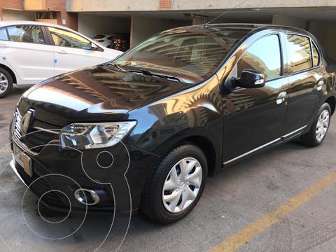 Renault Symbol 1.6L Zen Black usado (2017) color Negro precio $6.500.000