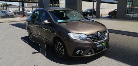 Renault Symbol 1.6 Dynamique usado (2018) color Marron precio $7.890.000