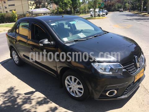 Renault Symbol 1.6L Zen Black usado (2017) color Negro precio $10.500.000