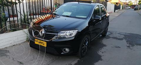 Renault Symbol 1.6L Intens Tech usado (2017) color Negro precio $15.000.000