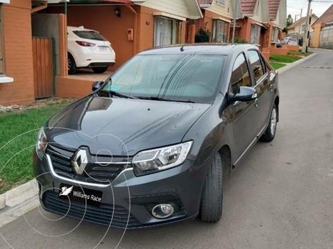 Renault Symbol 1.6L Intens Tech usado (2019) color Gris precio $9.290.000