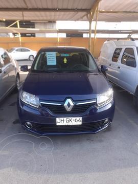 Renault Symbol 1.6 Expression usado (2017) color Azul precio $6.800.000