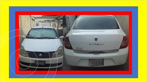 Renault Symbol Sinc. usado (2011) color Blanco precio u$s3.100