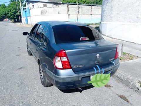 Renault Symbol Alize 1.6L usado (2008) color Azul Crepusculo precio u$s1.600