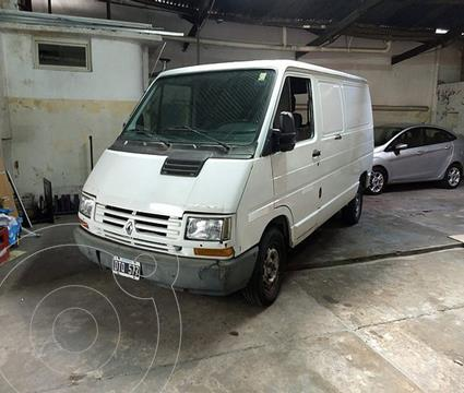 Renault Trafic Furgon Largo 1.9 Diesel usado (2001) color Blanco precio $680.000