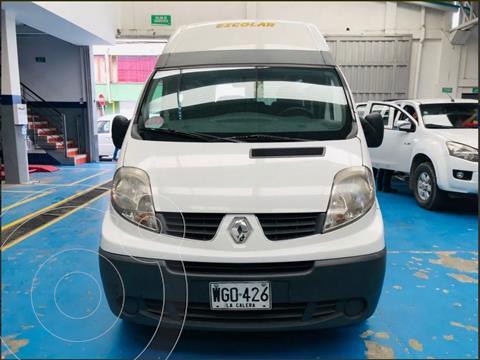 Renault Trafic 1.6 TDi Techo Alto usado (2015) color Blanco precio $33.900.000