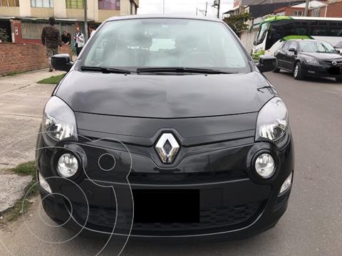 Renault Twingo  II usado (2014) color Negro precio $20.000.000