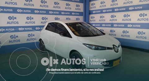 Renault Zoe Ultimate usado (2018) color Blanco financiado en cuotas(anticipo $10.000.000 cuotas desde $1.633.000)
