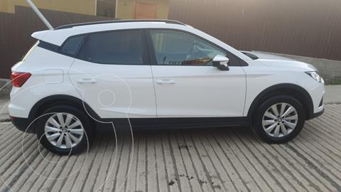SEAT Arona  1.6L Reference  usado (2021) color Blanco Candy precio $13.500.000