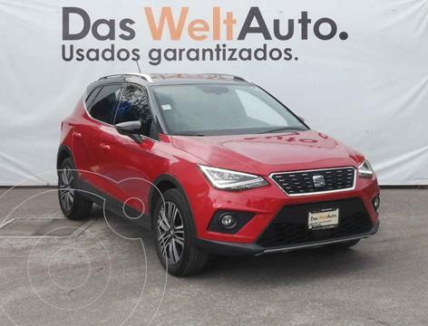 SEAT Arona Xcellence usado (2018) color Rojo precio $305,000